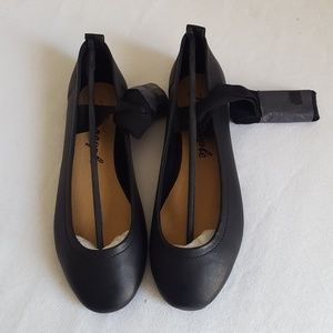 Free People Shoes - Free People Degas Ballerina Flats BNIB